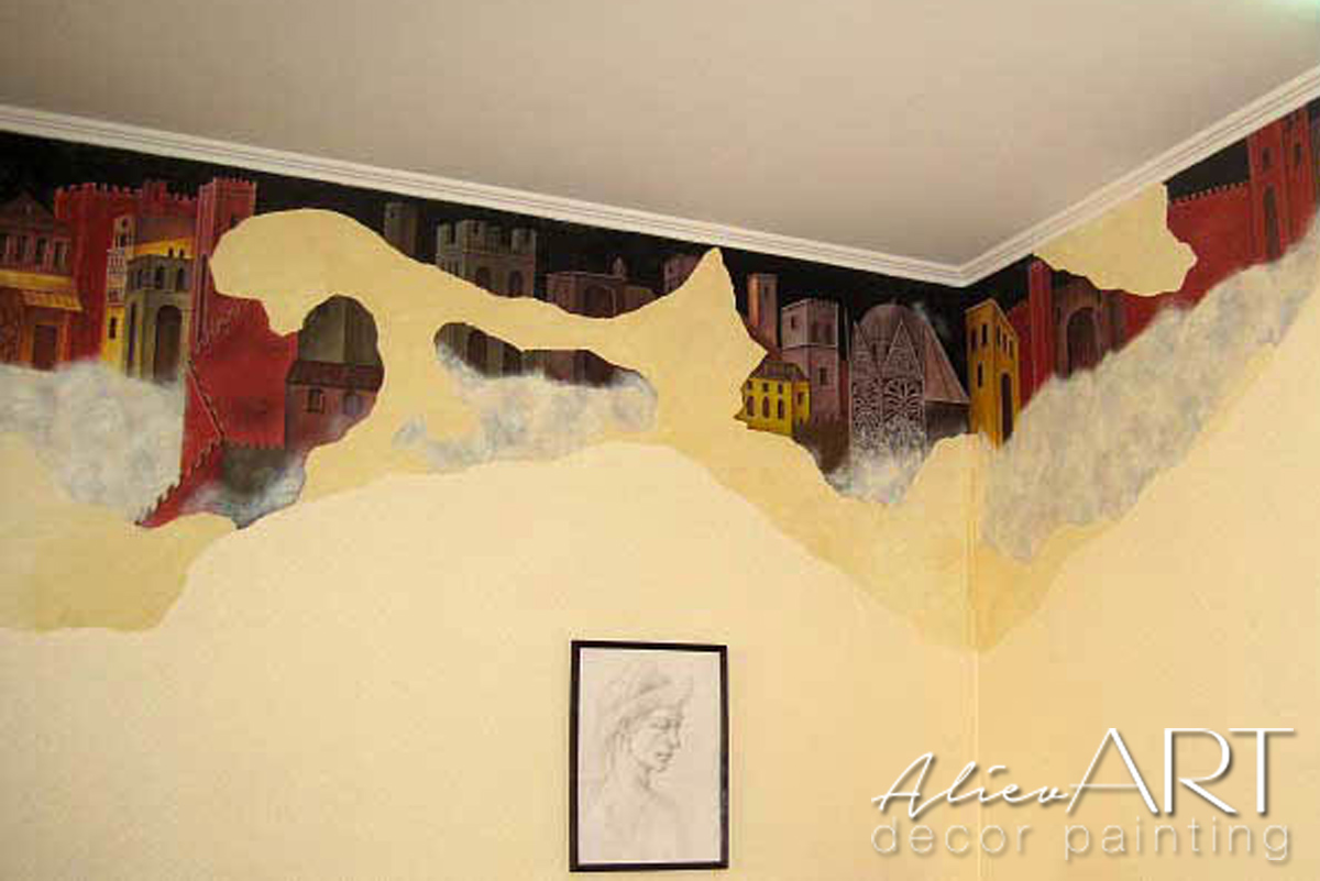 AlievART decor painting – Personal site of Kate Alieva – artist and ...